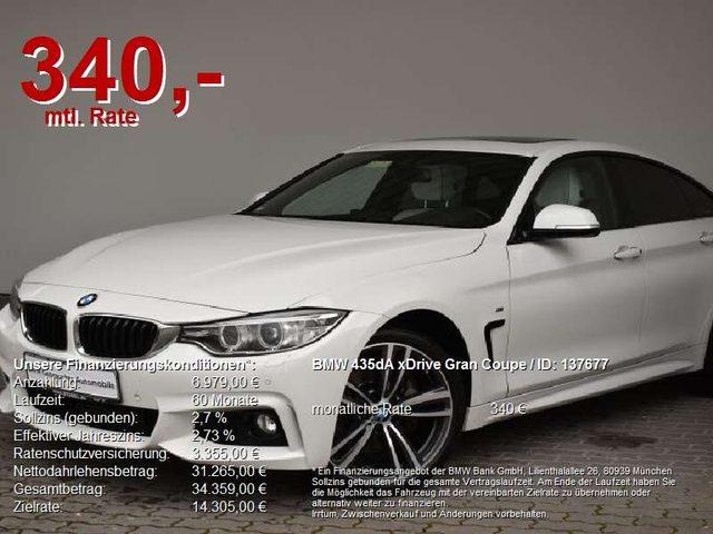 435, dA xDrive Gran Coupe M Sport 19*LM.RTTI