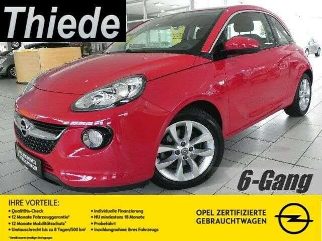 Opel, Adam, 1.0 JAM 6-GANG/BLUETOOTH/16