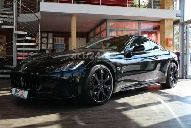 GranTurismo, 4.7 V8 Sport Automatik