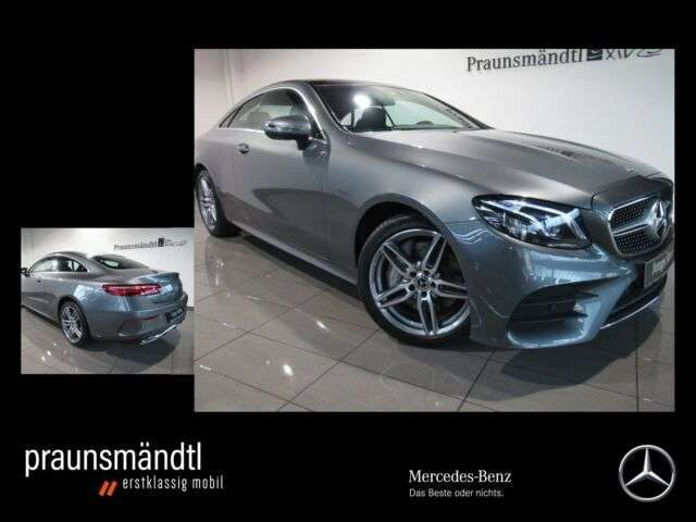 Mercedes-Benz, E 400, 4M AMG Pano/Widescreen/LED/360°/Multibeam