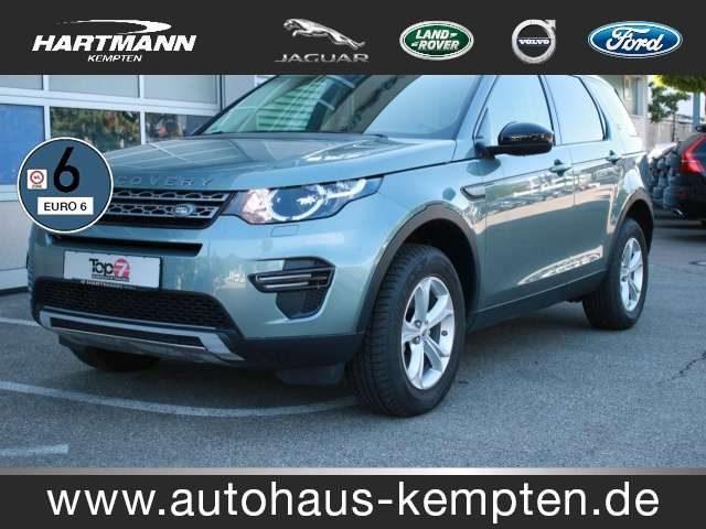 Discovery Sport, 2.0 TD4 Pure StartStopp EURO 6