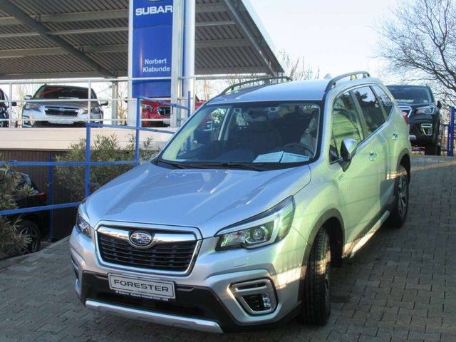 Forester, 2.0 ie Hybrid Active Automatic