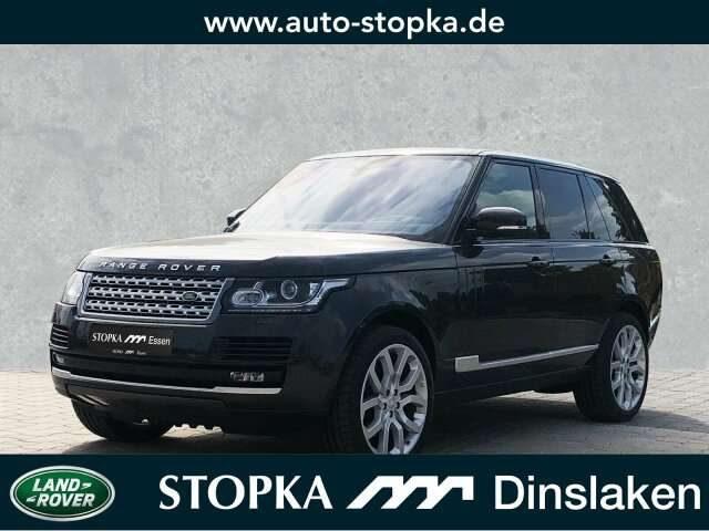 Range Rover, 4.4 SDV8 Vogue *0,00% Finanzierung* Pano.-Dach