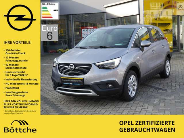 Crossland X, 1.2 Turbo Innovation SHZ LED EU6