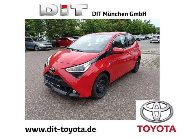 Toyota, Aygo, 1.0 x-play club *Kamera*USB*Touch*CarPlay*