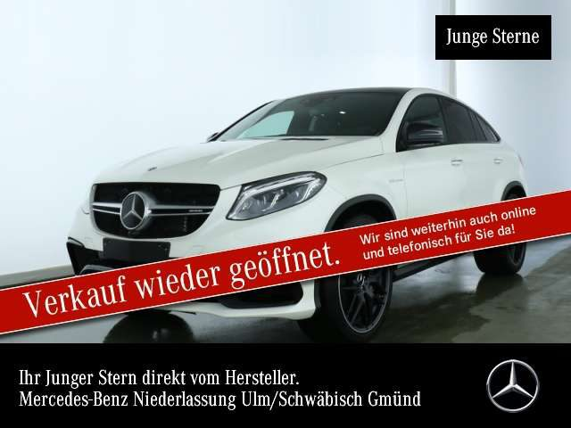 Mercedes-Benz, GLE 63 AMG, Cp. 4M Active Curve 360° Pano Harman