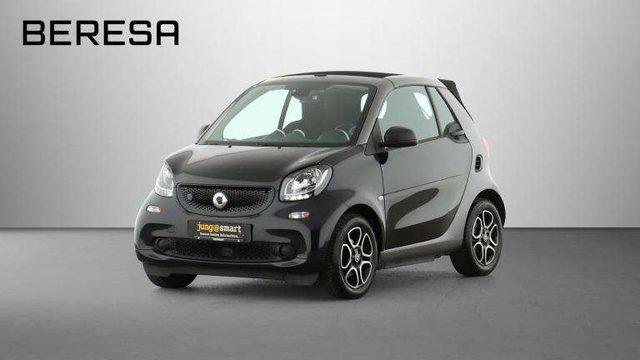 smart, forTwo, cabrio ed Sitzhzg Polster schwarz 15''