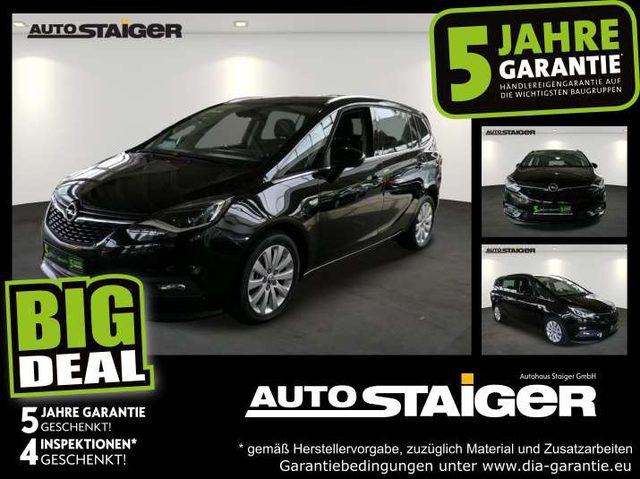 Opel, Zafira, 1.6T Innovation Navi,LED,Automatik uvm!