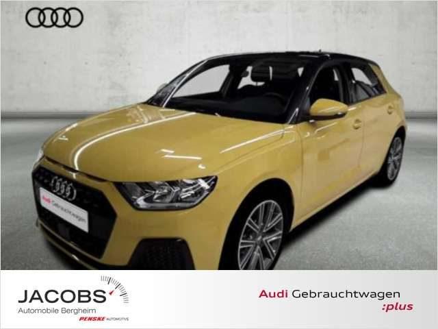 Audi, A1, 25 Sportback 1.0TFSI advanced DAB,PDC,GRA,conne