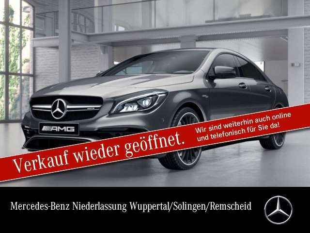 CLA 45 AMG, Cp. 4M Driversp Perf-Sitze Perf-Abgas