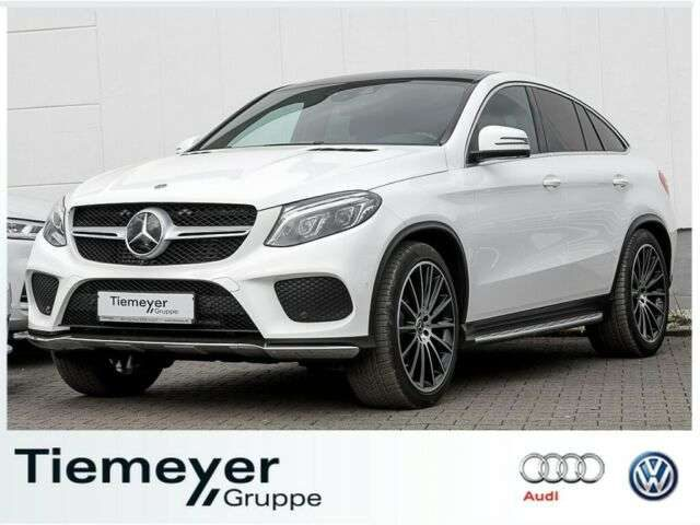 GLE 350, d 4M Coupe AMG Pano 360* Luft Distronic