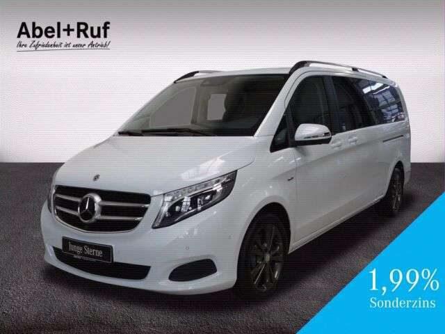 Mercedes-Benz, V 250, d AVANTGARDE EDITION Extralang+360°+Comand