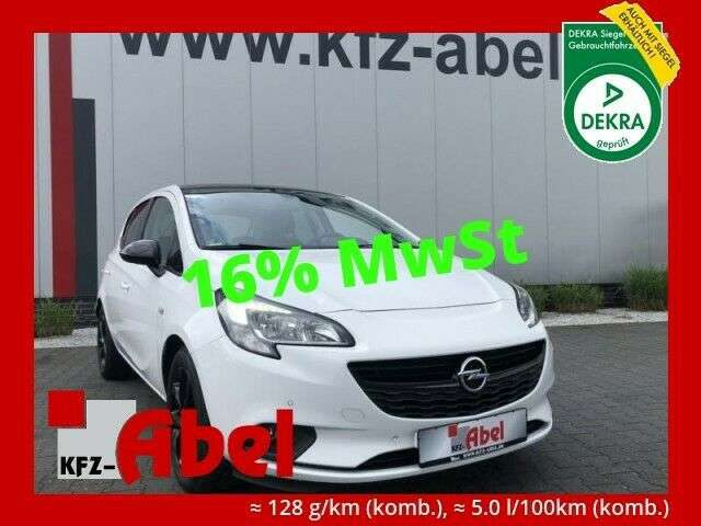 Opel, Corsa, E 1.4 Color Edit,Sitzh,Intel-Link,PDC
