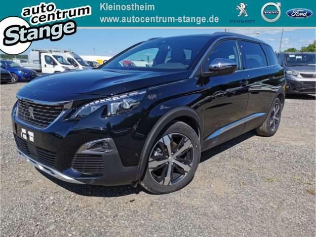 Peugeot, 5008, GT BlueHDi180 EAT8 7-Sitzer 3D-Navi,Panorama-Schie