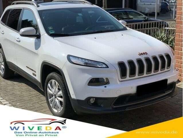 Cherokee, Limited 4WD~LEDER~PANORAMA~KAMERA~SHZ~