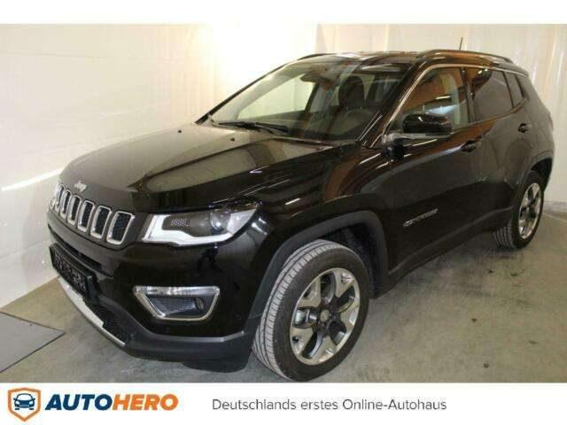 Jeep, Compass, 1.4 M-Air Limited 4WD Aut.*Navi*Xenon*