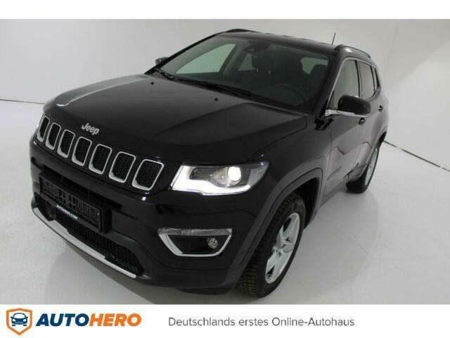 Jeep, Compass, 1.4 M-Air Limited 4WD Aut. *BiXenon*Navi