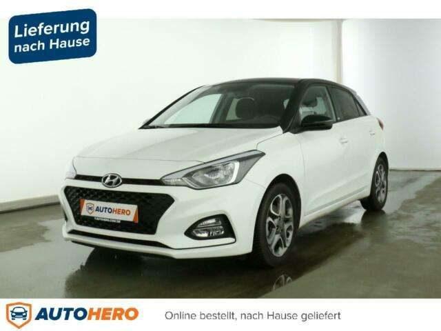 Hyundai, i20, 1.0 TGDI YES!+ Aut. *AHK*Navi*CAM*Garantie
