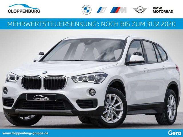 X1, sDrive18d Sportsitze/Sitzheiz./Freisprech.