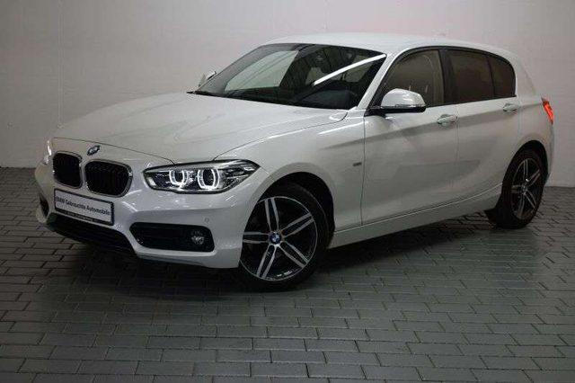 BMW, 118, d Lim. Sport Line