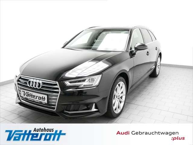 A4, Avant Sport 50 TDI ACC LED Navi Panorama Massage