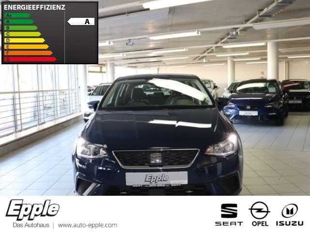 SEAT, Ibiza, Style 1.6 TDI Rückfahrkam. LED-hinten LED-Tagfahrl