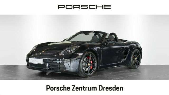 Boxster, 718 Boxster S / PDLS / PASM / Nur 1.750 km