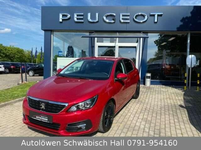 Peugeot, 308, Active 130 EAT8,Sitzheizung,Klimaautomatik