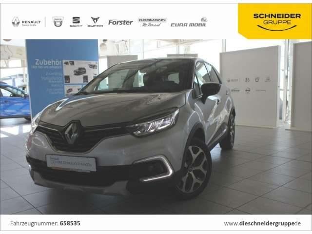 Renault, Captur, TCe 130 GPF Intens Navi Klima