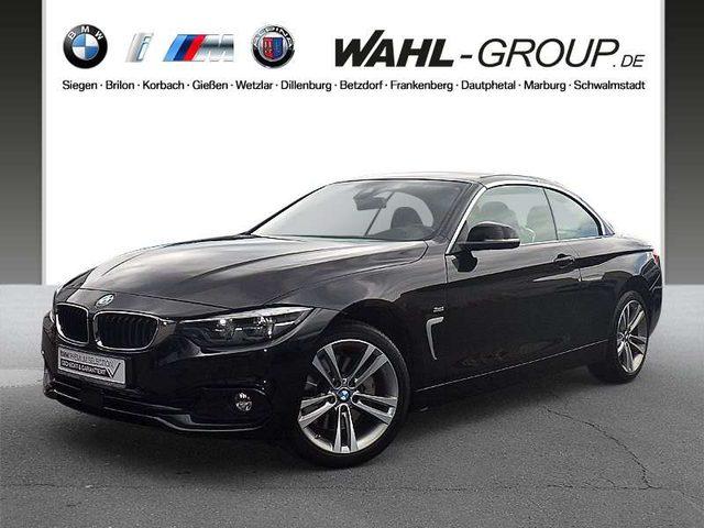 BMW, 440, i xDrive Cabrio Sport Line Leder Head-Up HiFi LED