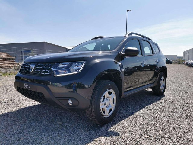 Duster, Comfort 1.5 DCi 115 PS 4x4-Sitzheizung-Klima-So...