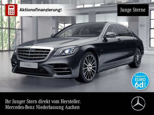 S 600, L AMG Magic Sky Magic Body Nachtsicht 360°