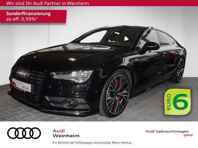 Audi, A7, Sportback 3.0 TDI competition qu. Luftfederung Mat