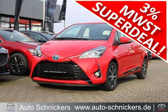 Toyota, Yaris, 1.5 Hybrid+Team D+NAV+KAMERA+BLUETOOTH