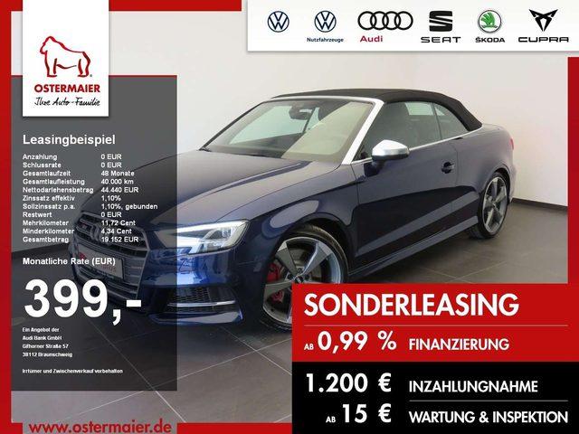 Audi, S3, Cabriolet TFSI 300PS QUATTRO S-TRONIC ACC.B&O.N