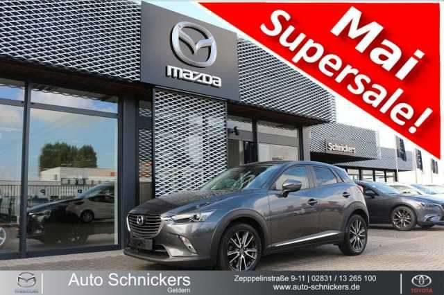 Mazda, CX-3, SKYACTIV-G KIZOKU INTENSE NAV KAMERA EURO6!