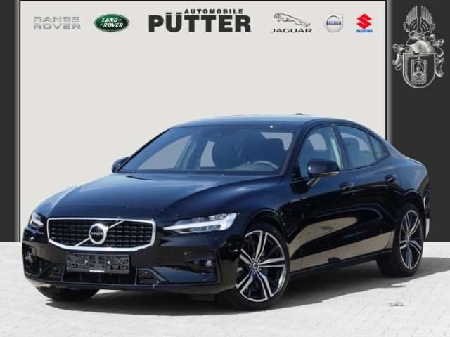Volvo, S60, T5 Geartronic R-Design EU6d-T 19'' Leder ACC LED N