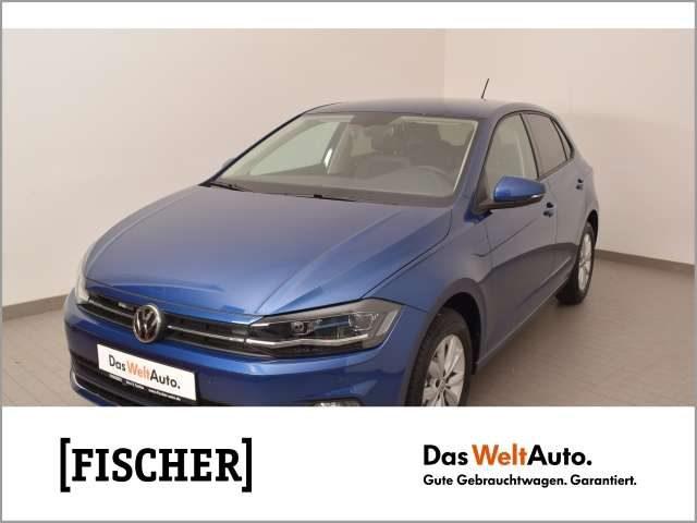 Volkswagen, Polo, 1.0TSI Highline LED Navi ACC PDCv+h