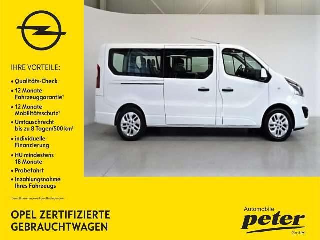 Opel, Vivaro, B Kombi L2H1 1.6 CDTI 9-Sitzer Euro6