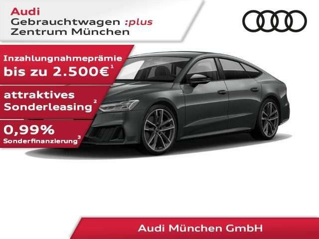 Audi, A7, Sportback 50 TDI qu. tiptr. 2x S line B&O/ACC/20