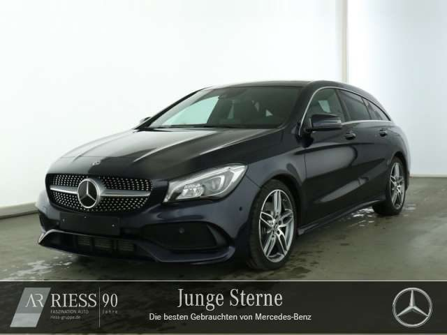 CLA 250, 4M SB AMG Pano LED Standheizung Distroni