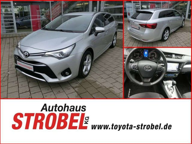 Toyota, Avensis, Touring Sports 1.8 Multidrive S Edition S+, Klima,