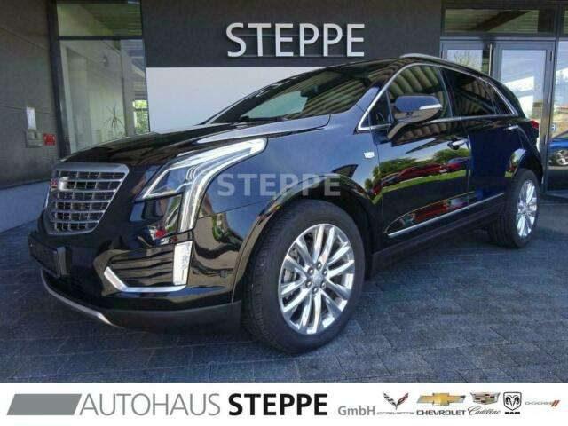 Cadillac, XT5, 3,6 V6 AWD Platinum Europamodell AHK