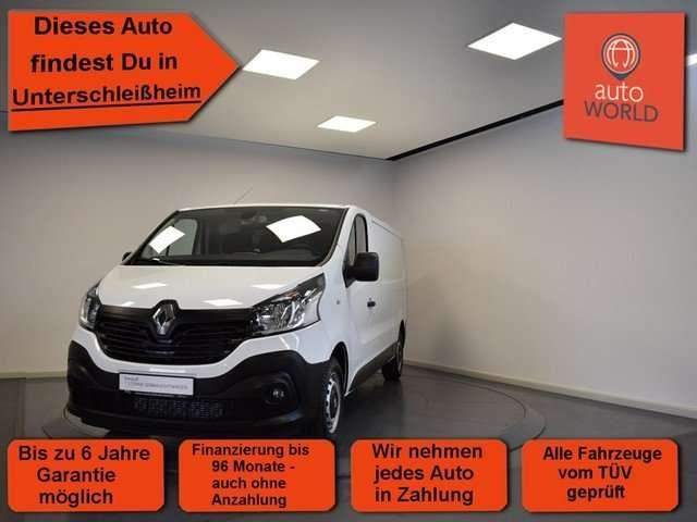 Renault, Trafic, KASTEN III 1.6 dCi 125 L2H1 2,9t EURO 6,