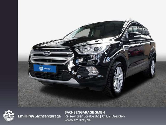 Kuga, 1.5 EcoBoost 2x4 Cool & Connect Allwetterreif