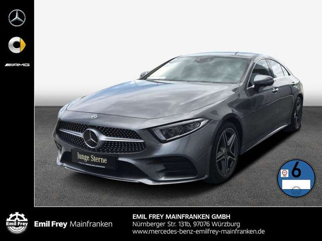 CLS 350, d 4M AMG+Beam+Wide+ABC+Distro+Scbhd