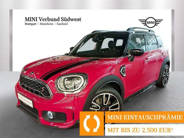 Cooper SD Countryman, ALL4 (AUT) City Head-Up