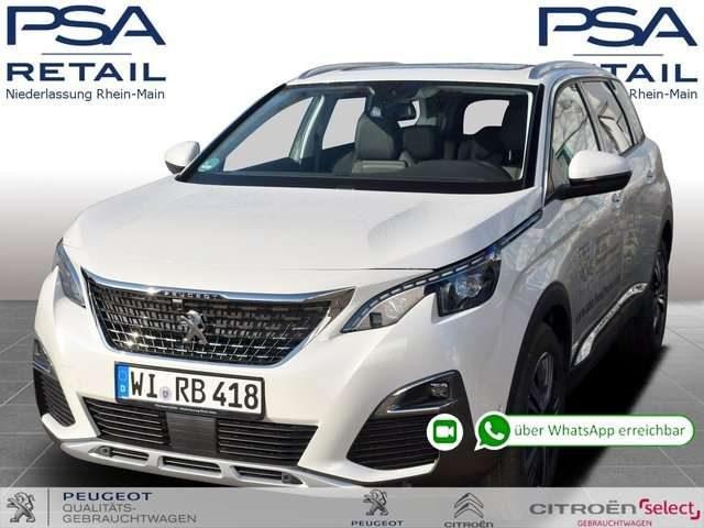 Peugeot, 5008, PureTech 130 EAT8 S& S Allure *NAVI*GSD*SOUND*NAV*