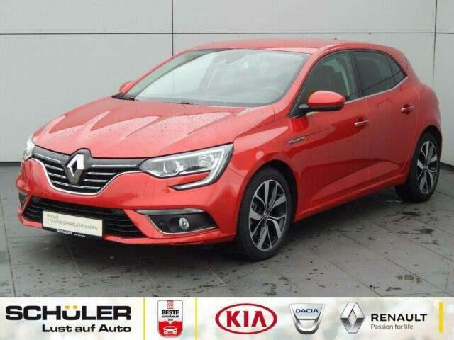 Renault, Megane, TCe 160 GPF EDC BOSE-Edition Park-Assist
