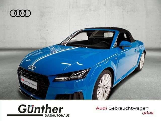 Audi, TT, Roadster 45 TFSI QUATTRO S LINE+KOPFHEIZUNG+